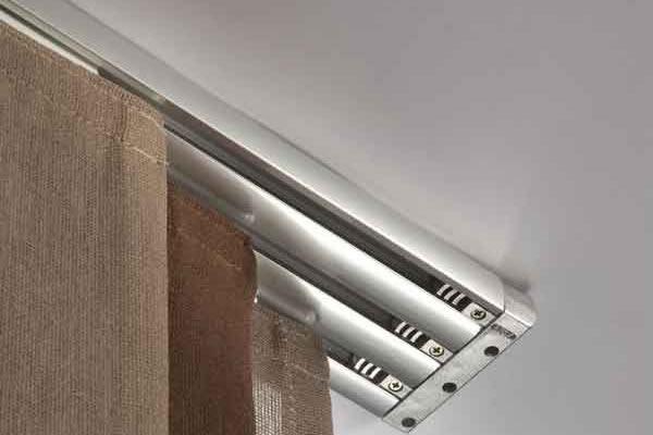 Binari Per Tende In Alluminio